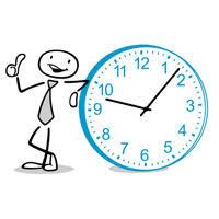 Les mangeurs de temps, l'effet chronophage - iecoach.be